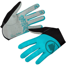 Endura Hummvee Lite Icon Handsker Damer, pacific blue